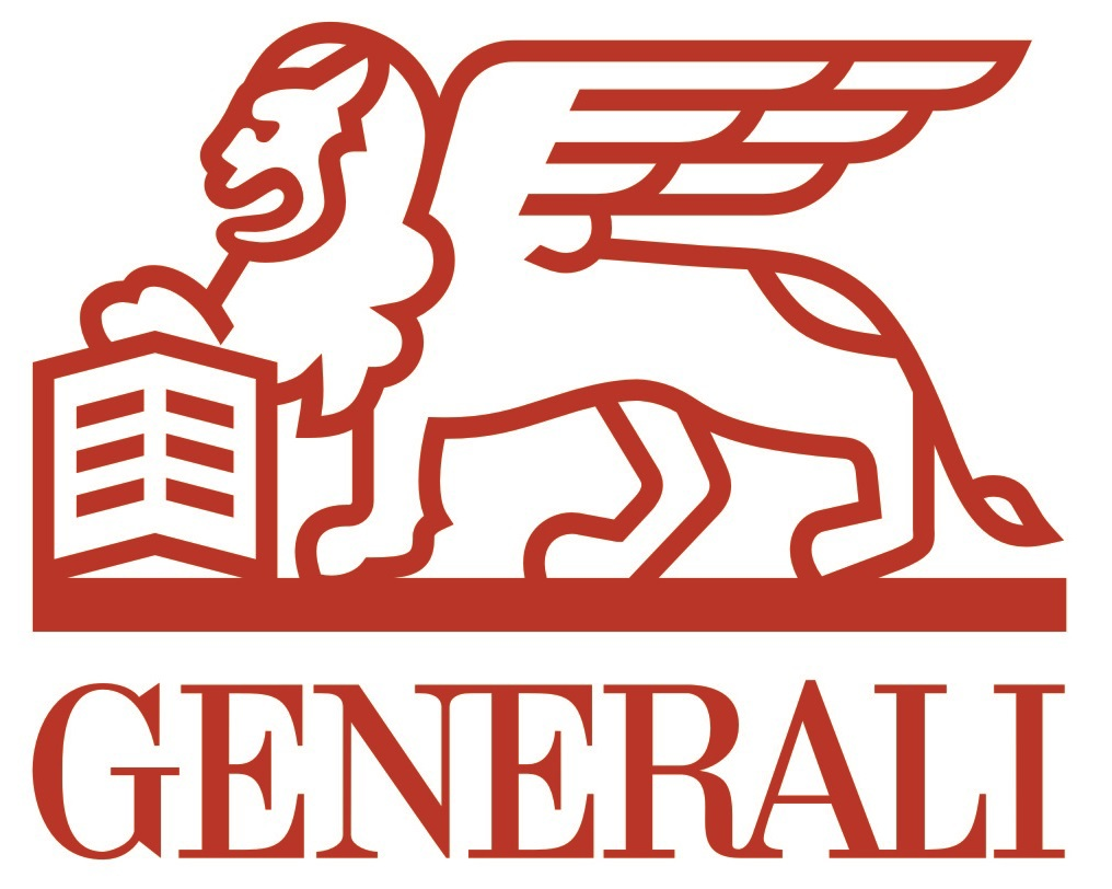 logo Generali_Version A Lines_on White